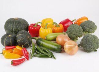 Warzywa - podstawa diety anti-aging